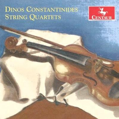 CRC 3037 Dinos Constantinides:  String Quartets.  String Quartet No. 2 (Mutability), LRC 062