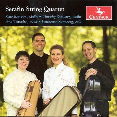 CRC 3050 William Grant Still:  Sanzas de Panama for String Quartet