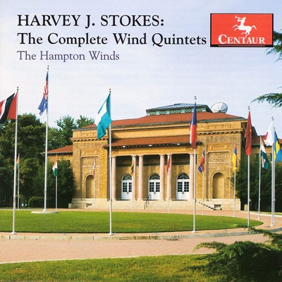 CRC 3061 Harvey J. Stokes:  The Complete Wind Quintets (Nos. 1-4)