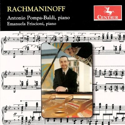 CRC 3062 Sergei Rachmaninoff:  Sonata No. 2 in B flat Minor, Op. 36 (1931 version)