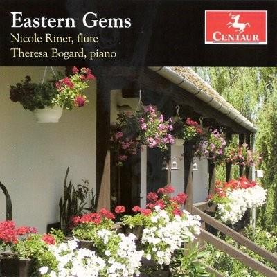 CRC 3066 Eastern Gems.  Tadeusz Kassern:  Sonatina