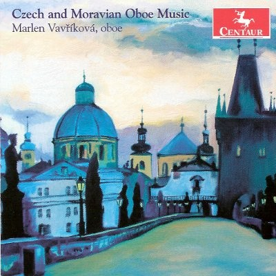 CRC 3079 Czech and Moravian Oboe Music.  Pavel Lambert Masek:  Oboe Quartet in G Major