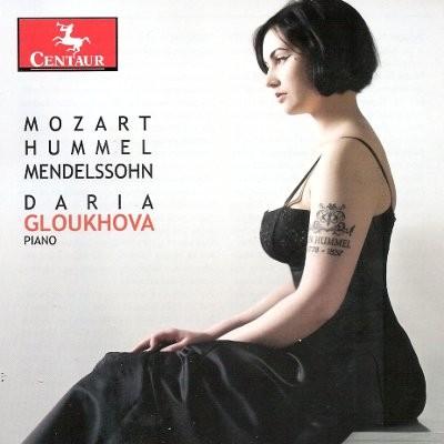CRC 3080 Hummel:  Piano Sonata No. 3 in F Minor, Op. 20