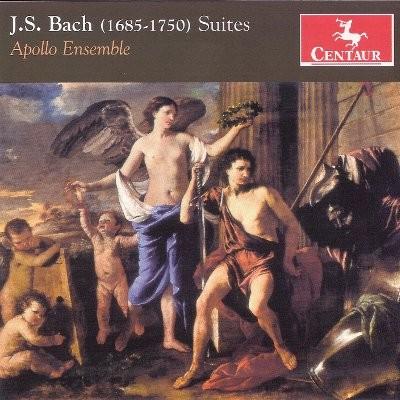 CRC 3083 J.S. Bach:  Suite IV, BWV 1069