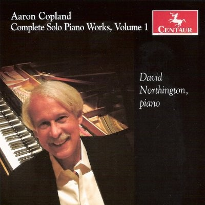 CRC 3090 Aaron Copland:  Complete Solo Piano Works, Volume 1.  The Cat and the Mouse:  Scherzo Humoristique