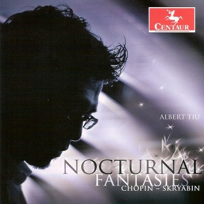 CRC 3093 Nocturnal Fantasies.  Alexander Scriabin:  Sonata-Fantaisie No. 2 in G-sharp minor, Op. 19  Andante
