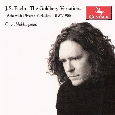 CRC 3135 J.S. Bach:  The Goldberg Variations