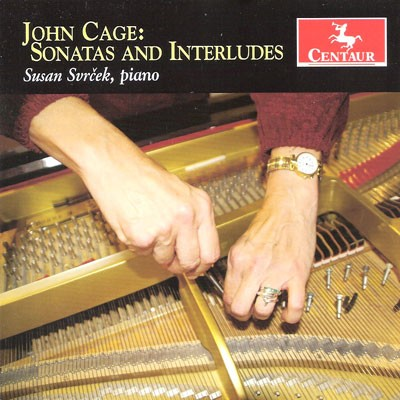 CRC 3137 John Cage:  Sonatas and Interludes