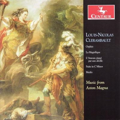 CRC 3169 Louis-Nicolas Clerambault:  Orphee