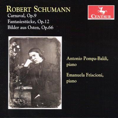 CRC 3177 Robert Schumann:  Carnaval, Op. 9