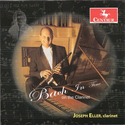 CRC 3183 Bach in Time (on the clarinet).