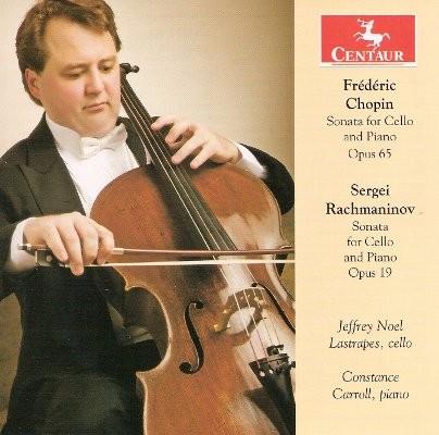 CRC 3196 Frederic Chopin:  Sonata for Cello and Piano, Op. 65