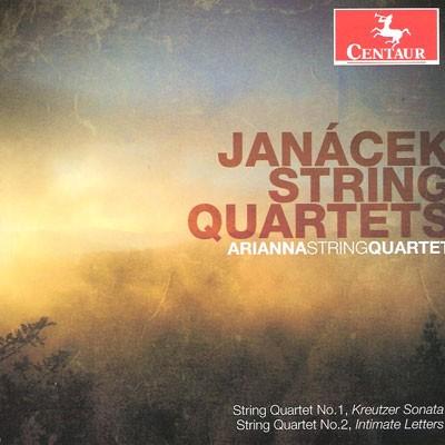 CRC 3198 Leos Janacek: String Quartets