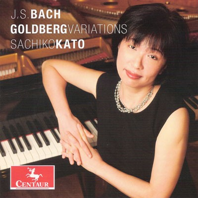 CRC 3202 J.S. Bach:  Goldberg Variations, BWV 988