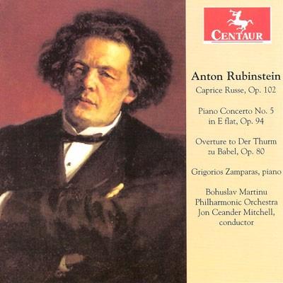 CRC 3204 Anton Rubinstein:  Caprice Russe, Op. 102