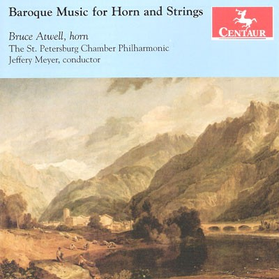 CRC 3221 Baroque Music for Horn and Strings.
