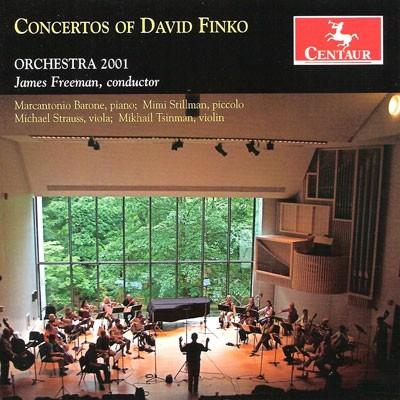 CRC 3236 Concertos of David Finko