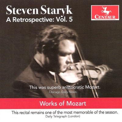 CRC 3223 Steven Staryk: A Retrospective: Volume 5.