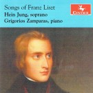 CRC 3386 Songs of Franz Liszt