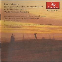 CRC 2281/2282 Franz Schubert:  Der Graf von Gleichen
