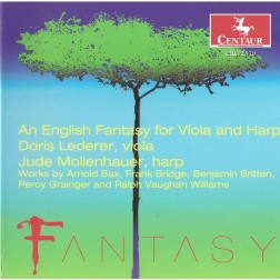CRC 2570 An English Fantasy for Viola and Harp.