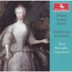 CRC 3297/3298 Johann Ludwig Krebs:  Exercises sur le Clavecin.