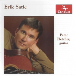 CRC 2731 Erik Satie (arranged for guitar by Peter Fletcher): Jack in the Box