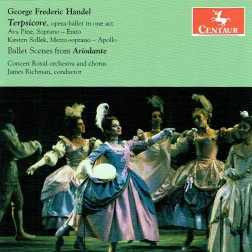 CRC 3033: Georg Frederic Handel:  Terpsichore; Ballets from
