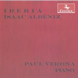 CRC 3256/3257 Isaac Albeniz: Iberia. Paul Verona: Piano