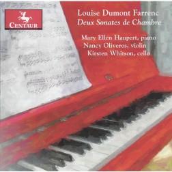 CRC 3271 Louise Dumont Farrenc:  Deux Sonates de Chambre