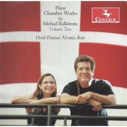 CRC 3272 Flute Chamber Works: Michael Kallstrom