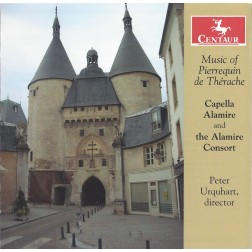 CRC 3282 Music of Pierrequin de Therache: Capella Alamire and the Alamire Consort