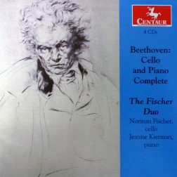 CRC 3322 / 3323 / 3324 / 3325 Beethoven: Cello and Piano Complete