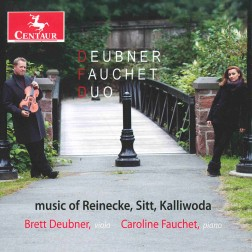 CRC 3326 Carl Reinecke:  10 Little Pieces, Op. 213; Johann Wenzel Kalliwoda:  Six Nocturnes, Op. 186; Hans Sitt:  Album Leaves, Op. 39
