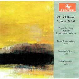 CRC 3356: Viktor Ullmann:  Overture:  Don Quixte tanzt Fandango