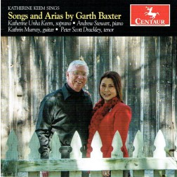 CRC 3359 Songs and Arias by Garth Baxter
