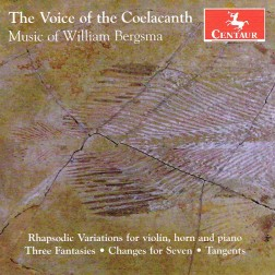 CRC 3371: The Voice of the Coelacanth:  Music of William Bergsma