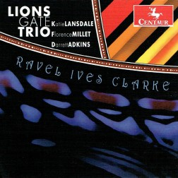 CRC 3383: Maurice Ravel: Trio in A Minor