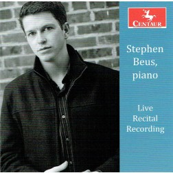 CRC 3388: Stephen Beus, piano