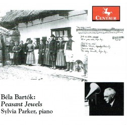CRC 3401/3402 Bela Bartok:  Peasent Jewels