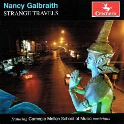 CRC 3409 Nancy Galbraith:  Strange Travels