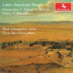 CRC 3423 Latin-American Duos