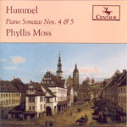 CRC 2027 Hummel: Piano Sonata Nos. 4 & 5