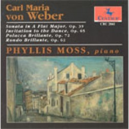 CRC 2041 Weber: Sonata in A Flat