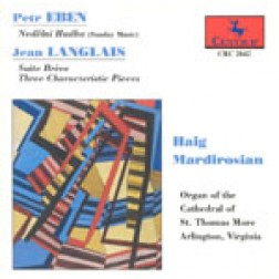 CRC 2042 Peter Eben: Neldelui Hudba (Sunday Music)