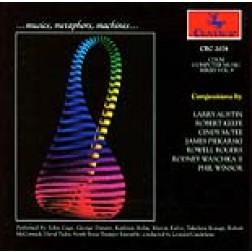 CRC 2078 CDCM Computer Music Series, Vol. 9 Works by L. Austin, R. Keefe, C. McTee, J. Piekarski, R. Rogers, R. Waschka II,  P. Winsor