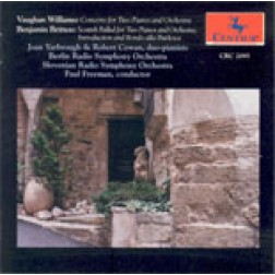 CRC 2095 Britten: Scottish Ballad, Op. 26