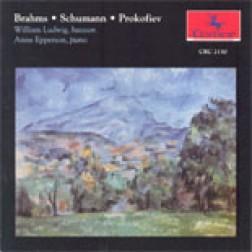 CRC 2130 Schumann:  Fantasy Pieces, Op. 73