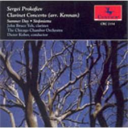 CRC 2154 Sergei Prokofiev: Clarinet Concerto (arr. Kennan)