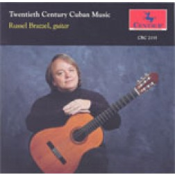 CRC 2155 Twentieth Century Cuban Music